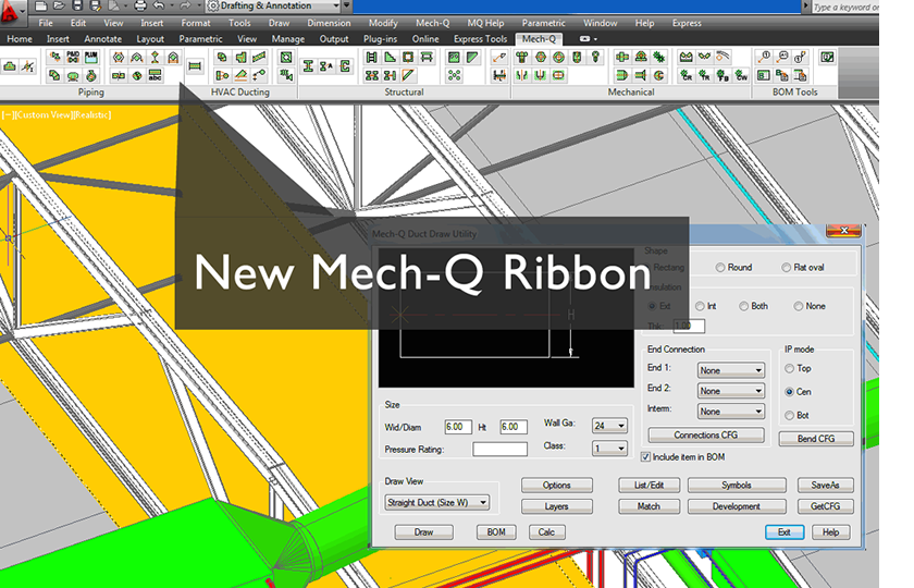 Mech-Q software for engineers