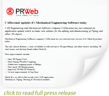 Engineering Software's Press Release